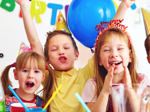 Kids Birthday Picture